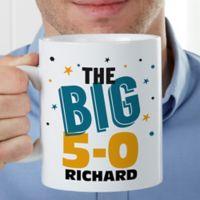 BIG Birthday 30 oz. Oversized Coffee Mug