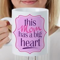 Big Heart 30 oz. Oversized Coffee Mug