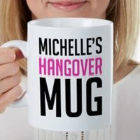 My Hangover 30 oz. Oversized Coffee Mug