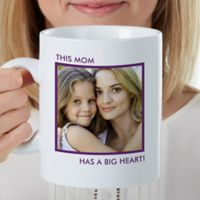 Picture Perfect 30 oz. Oversized Coffee Mug
