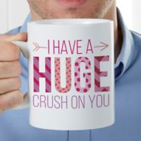 Crush On You 30 oz. Oversized Coffee Mug