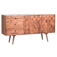 Moe's Home Collection O2 Sideboard in Natural Brown