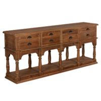 Moe's Home Collection Washington Sideboard in Antique Brown