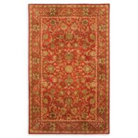 Safavieh Antiquity Peyton 6' x 9' Handcrafted Area Rug in Red