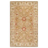 Safavieh Antiquity Leyla 3' x 5' Handcrafted Area Rug in Brown