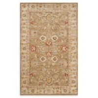 Safavieh Antiquity Leyla 4' x 6' Handcrafted Area Rug in Brown