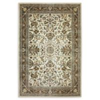 Karastan Newbridge 6'6 x 9'6 Area Rug in Cream/Sandstone