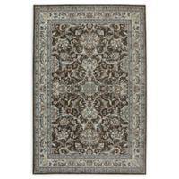 Karastan Newbridge 6'6 x 9'6 Area Rug in Brown