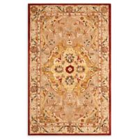Safavieh Fayna 5' x 8' Hand-Tufted Area Rug in Gold