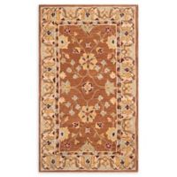 Safavieh Catherine 3' x 5' Area Rug in Tan
