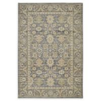 Mohawk Home Voltaire Traditional 8' x 11' Area Rug in Grey