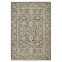 Mohawk Home Voltaire Traditional 9'6 x 12'11 Area Rug in Grey