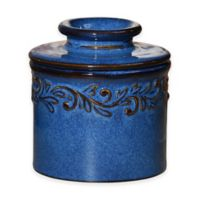 Butter Bell® Antique Style Crock in Denim Blue