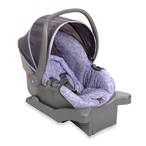 safety 1st comfy carry elite plus infant car seat in eiffel lavender bed bath beyond. Black Bedroom Furniture Sets. Home Design Ideas