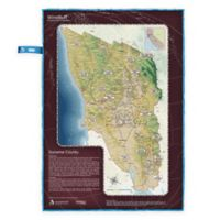 WineBuff Napa Valley/Sonoma County Microfiber Towel