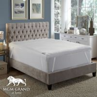 MGM Grand® Platinum 5-Inch Featherbed Queen Mattress Topper in White