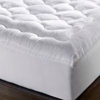 MGM Grand® Micro Mink King Mattress Topper in White