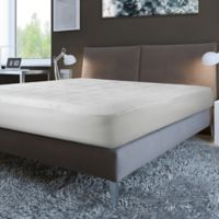 All Season Reversible King Mattress Pad