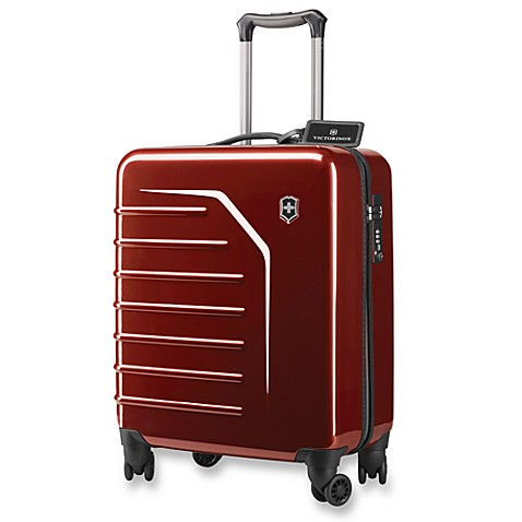 Victorinox® Spectra™ 22-Inch Wide Carry-On in Red