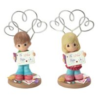 Precious Moments® Boy/Girl Masterpiece Photo Holder (Set of 12)