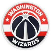 NBA Washington Wizards Logo Small Outdoor Decal