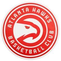 NBA Atlanta Hawks Logo Small Outdoor Decal