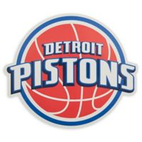 NBA Detroit Pistons Logo Small Outdoor Decal