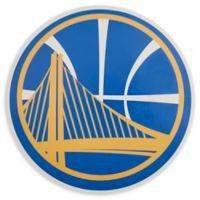 NBA Golden State Warriors Logo Small Outdoor Decal