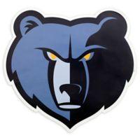 NBA Memphis Grizzlies Logo Small Outdoor Decal