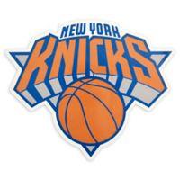 NBA New York Knicks Logo Small Outdoor Decal