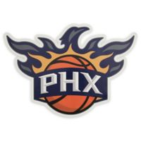 NBA Phoenix Suns Logo Small Outdoor Decal