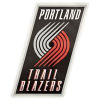 NBA Portland Trail Blazers Logo Small Outdoor Decal