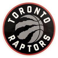 NBA Toronto Raptors Logo Small Outdoor Decal