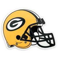 NFL Green Bay Packers Large Outdoor Helmet Graphic Decal