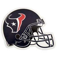 NFL Houston Texans Large Outdoor Helmet Graphic Decal