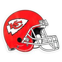 NFL Kansas City Chiefs Large Outdoor Helmet Graphic Decal