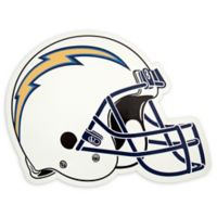 NFL Los Angeles Chargers Large Outdoor Helmet Graphic Decal