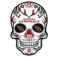 NFL Arizona Cardinals Large Skull Outdoor Decal