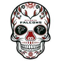 NFL Atlanta Falcons Large Skull Outdoor Decal