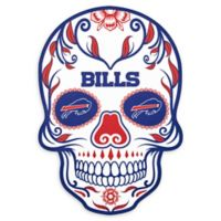 NFL Buffalo Bills Large Skull Outdoor Decal