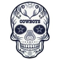 NFL Dallas Cowboys Large Skull Outdoor Decal