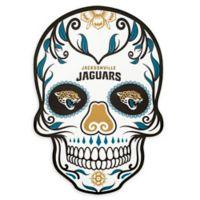 NFL Jacksonville Jaguars Large Skull Outdoor Decal