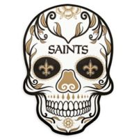 NFL New Orleans Saints Large Skull Outdoor Decal