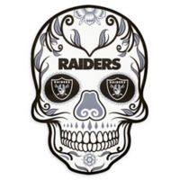 NFL Oakland Raiders Large Skull Outdoor Decal