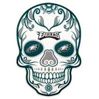 NFL Philadelphia Eagles Large Skull Outdoor Decal