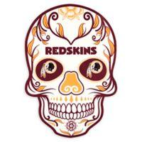 NFL Washington Redskins Large Skull Outdoor Decal