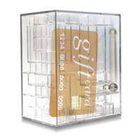 SAMSONICO Gift Card Maze in Clear