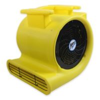 MaxxAir High Velocity Floor Drying Fan