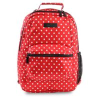 Ju-Ju-Be® Be Packed Diaper Bag Backpack in Black Ruby