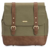 Little Unicorn Marindale Diaper Backpack in Olive